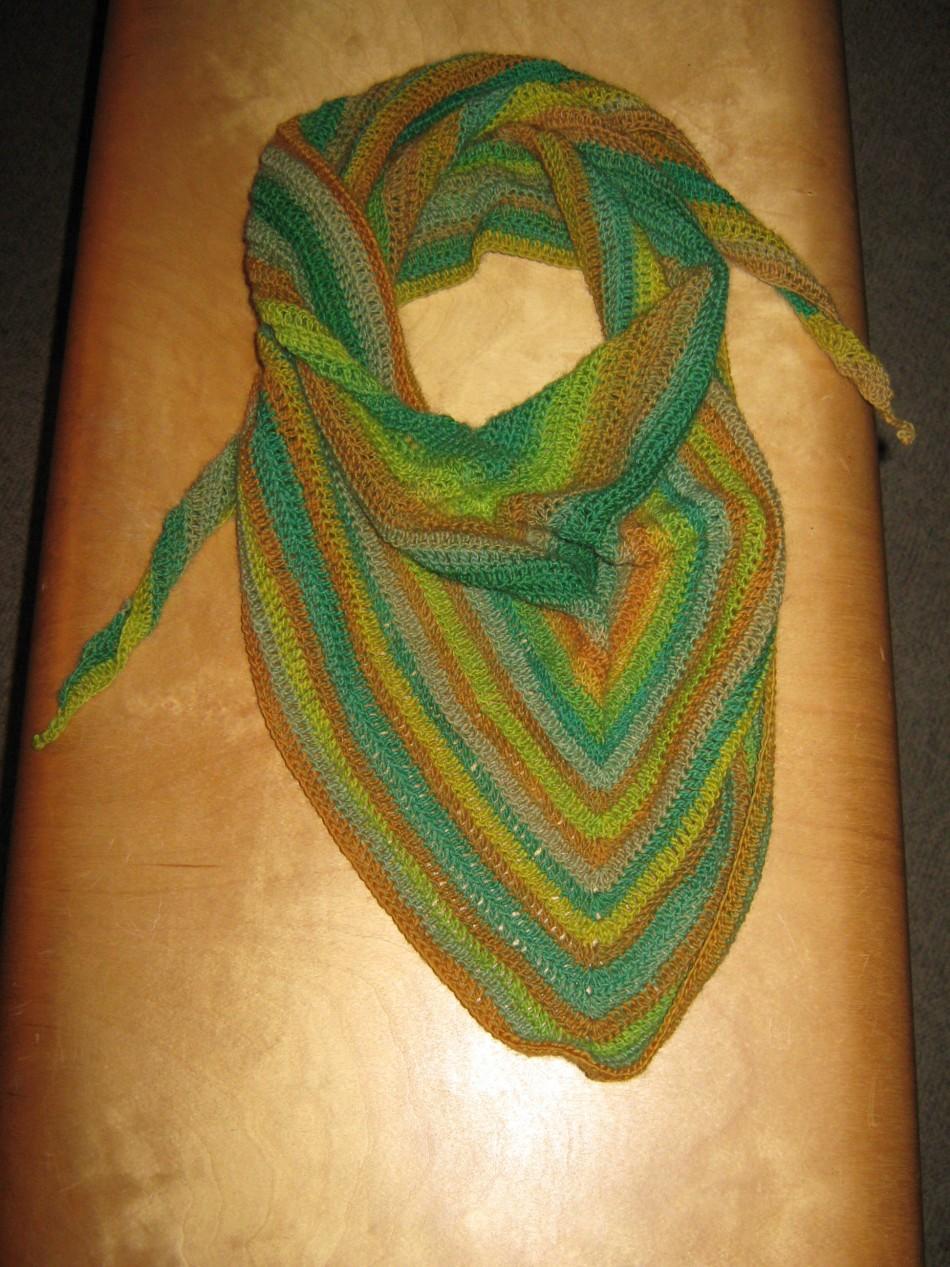 Ingrids brysttørklæde