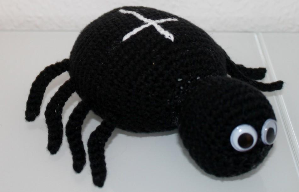Hæklet edderkop